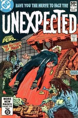 The Unexpected (Comic Book) #208