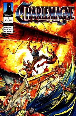 Charlemagne (Comic Book 52-36 pp) #1