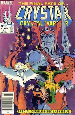 Saga of Crystar, Crystal Warrior (Comic-Book) #11