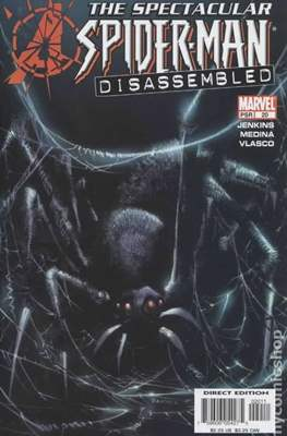 The Spectacular Spider-Man Vol 2 #20
