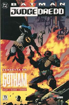 Batman / Judge Dredd: Vendetta en gotham