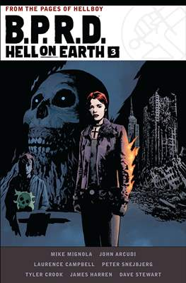 B.P.R.D. Hell on Earth (Hardcover 408 pp) #3