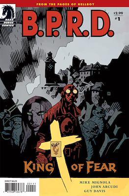 B.P.R.D. (Comic Book) #64