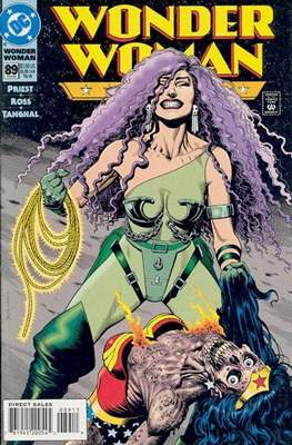 Wonder Woman Vol. 2 (1987-2006) (Comic Book) #89