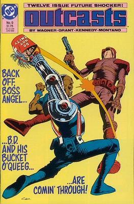 Outcasts Vol. 1 (1987-1988) #9