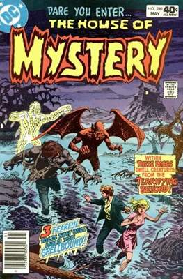 The House of Mystery (Comic Book) #280