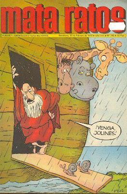 Mata Ratos (Grapa) #245