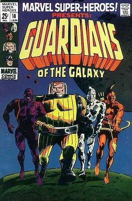 Marvel Super-Heroes (Grapa) #18