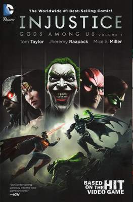 Injustice: Gods Among Us (Softcover 192-224 pp) #1