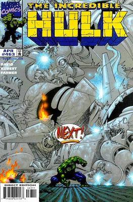 The Incredible Hulk Vol. 1 (1962-1999) (Comic Book) #463