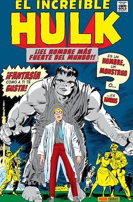 El Increible Hulk. Marvel Gold (Omnigold) (Cartoné) #1