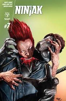 Ninjak(2015) (Comic-book) #7