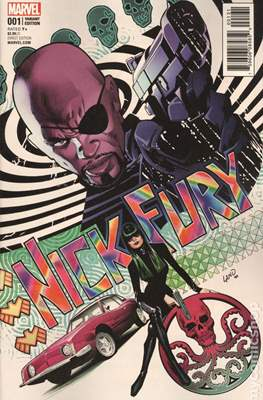 Nick Fury (Variant Cover) (Comic Book 28 pp) #1