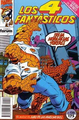 Los 4 Fantásticos Vol. 1 (1983-1994) (Grapa 36-32-24 pp) #126