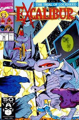 Excalibur Vol. 1 (Comic Book) #40