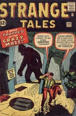 Strange Tales Vol 1 (Comic Book) #100