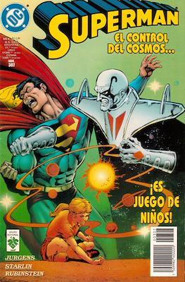 Supermán (1986-2001) (Grapa) #307