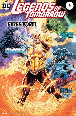 Legends of Tomorrow (Comic-book) #6