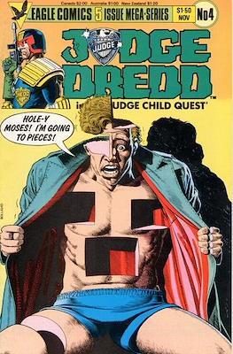 Judge Dredd in 'The Judge Child Quest' #4