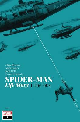 Spider-Man: Life Story (Comic Book 32 pp) #1