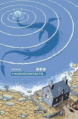 #Nuevocontacto (Cartoné 72 pp) #