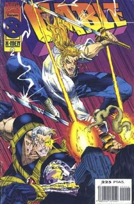 Cable Vol. 2 (1996-2000) (Grapa 24 pp) #2