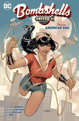 Bombshells United (2017) (Softcover 144-160 pp) #1