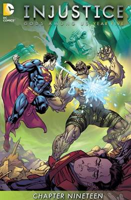 Injustice: Gods Among Us: Year Five (Comic-book) #19