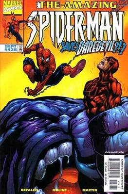 The Amazing Spider-Man Vol. 1 (1963-1998) (Comic-book) #438
