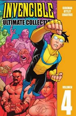 Invencible - Ultimate Collection #4