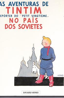 As aventuras de Tintim no País dos Sovietes