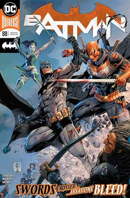 Batman Vol. 3 (2016-) (Comic-book) #88