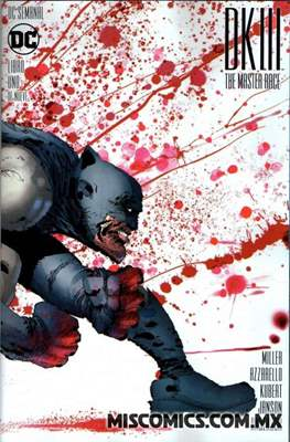 Dark Knight III: The Master Race (Portadas variantes) #1.1