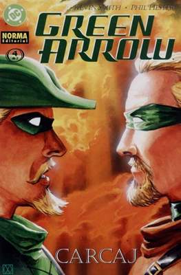Green Arrow. Carcaj #4