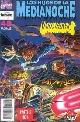 Hijos de la Medianoche vol 1. (1993) (Grapa. 17x26. 48 páginas. Color) #5