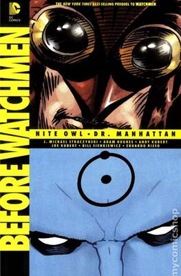 Before Watchmen (Softcover) #3