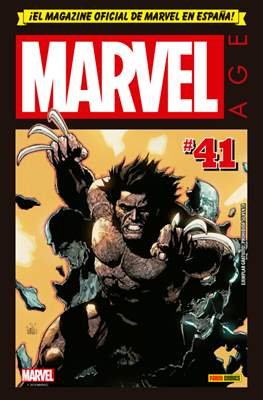 Marvel Age (2016-) (Grapa) #41