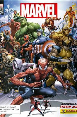 Marvel 80 Aniversario (Rústica)