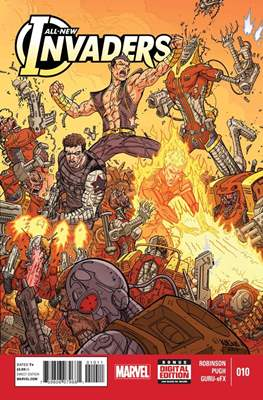 All-New Invaders (2014) #10