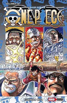 One Piece (Rústica) #58