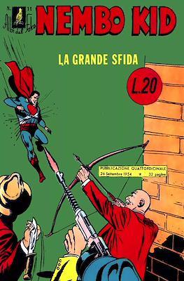 Albi del Falco: Nembo Kid / Superman Nembo Kid / Superman #11