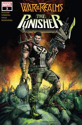The War of the Realms: The Punisher #3
