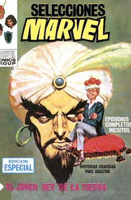 Selecciones Marvel (1970-1972) (Rústica 132 pp) #19
