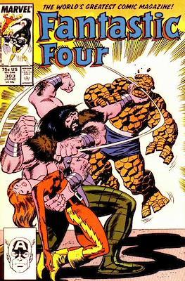 Fantastic Four Vol. 1 (1961-1996) (saddle-stitched) #303