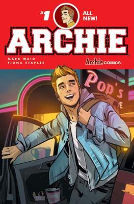 Archie (2015-) (Comic Book) #1