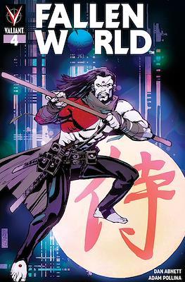 Fallen World (Comic Book) #4