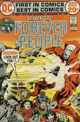 The Forever People (Comic Book) #10