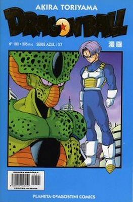Dragon Ball - Serie Azul (Grapa) #180