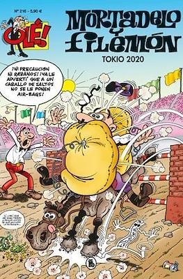 Mortadelo y Filemón. OLÉ! (1993 - ) #216