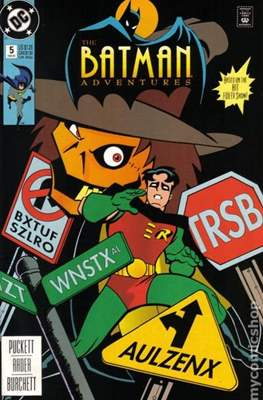 The Batman Adventures (Comic Book) #5